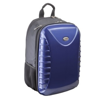 StylishLaptop Backpack - Blue